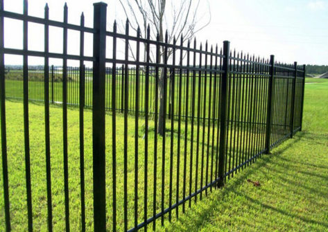 забор из профильной трубы в Балашихе